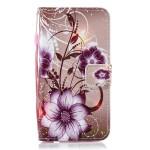 Pouzdro Huawei P20 Lite - Květy 06