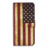 Pouzdro Huawei Nova 3 - Vlajka USA