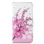 Pouzdro Huawei Nova 3 - Květy 01