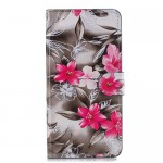 Pouzdro Huawei Nova 3 - Květy 03