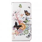 Pouzdro Huawei Nova 3 - Motýli 01