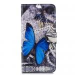 Pouzdro Huawei Nova 3 - Motýl 04