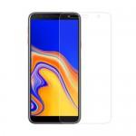 Ochranné tvrzené sklo - Galaxy J4+ 2018