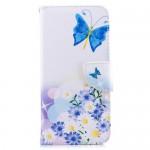 Pouzdro Huawei Nova 3i - Motýl 02