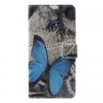 Pouzdro Huawei Nova 3i - Motýl 03