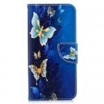 Pouzdro Huawei Nova 3i - Motýli 04