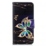 Pouzdro Huawei Nova 3i - Motýli 05