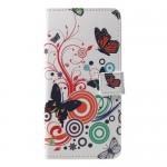 Pouzdro Huawei Nova 3i - Motýli 06