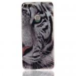 Pouzdro Huawei P Smart - Tygr