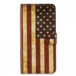 Pouzdro Xiaomi Mi 8 Lite - Vlajka USA