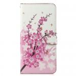 Pouzdro Xiaomi Mi 8 Lite - Květy 03