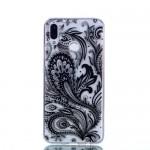 Gelový obal Huawei Nova 3i - mozaika - Abstraktní vzor