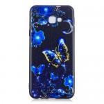 Gelový obal Galaxy J4+ 2018 - Motýli
