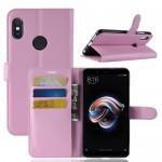 Pouzdro Xiaomi Redmi Note 5 - růžové