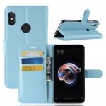 Pouzdro Xiaomi Redmi Note 5 - modré