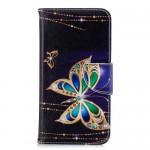 Pouzdro Xiaomi Mi A2 Lite - Motýli 04