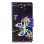 Pouzdro Nokia 6.1 - Motýli 03