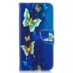 Pouzdro Galaxy A50 - Motýli 03
