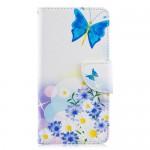 Pouzdro Galaxy A40 - Motýli 02