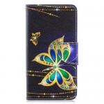 Pouzdro Galaxy A40 - Motýli 04