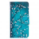 Pouzdro Galaxy A40 - Květy 02