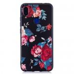 Obal Xiaomi Redmi Note 7 - Květy 01
