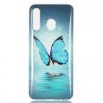 Pouzdro / Obal Galaxy A50 - Motýli 01