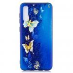 Pouzdro / Obal Galaxy A50 - Motýli 02