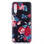 Pouzdro / Obal Galaxy A50 - Květy 01