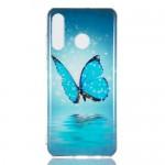 Gelový obal Huawei P30 Lite - Motýl