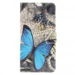 Pouzdro Huawei P30 Lite - Motýl 06