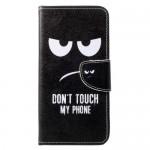 Pouzdro Huawei P30 Lite - Don't touch my phone