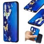 Pouzdro / Obal Galaxy A40 - Motýli 03