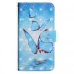 Pouzdro Galaxy A50 - Motýli 01 - 3D