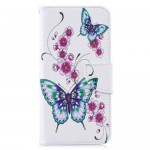 Pouzdro Galaxy M20 - Motýli 03