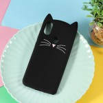 Obal Xiaomi Mi A2 - černá kočka