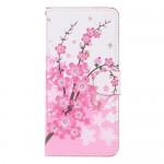 Pouzdro Xiaomi Redmi Note 7 - Květy 05