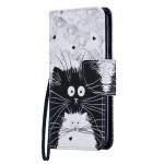 Pouzdro Galaxy A40 - Kočky 03