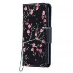 Pouzdro Galaxy A40 - Květy 05