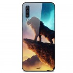 Pouzdro / Obal Galaxy A50 - Lev 01