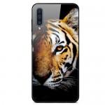 Pouzdro / Obal Galaxy A50 - Tygr 01