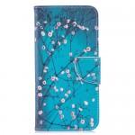 Pouzdro Galaxy M20 - Květy 01