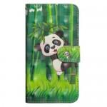 Pouzdro Galaxy A10 -Panda - 3D