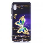 Pouzdro Galaxy A10 - Motýli 01