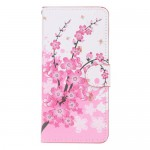 Pouzdro Xiaomi Redmi 6A - Květy 06