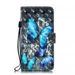 Pouzdro Xiaomi Mi 8 Lite - Motýli 01 3D