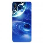 Pouzdro / Obal Galaxy A40 - Vesmír 03