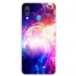 Pouzdro / Obal Galaxy A40 - Vesmír 05