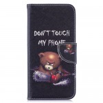 Pouzdro Xiaomi Redmi Note 7 - Don't touch my phone 02