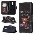 Pouzdro Nokia 3.2 - Don't touch my phone 01